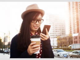 upgrade with the myAT&T app